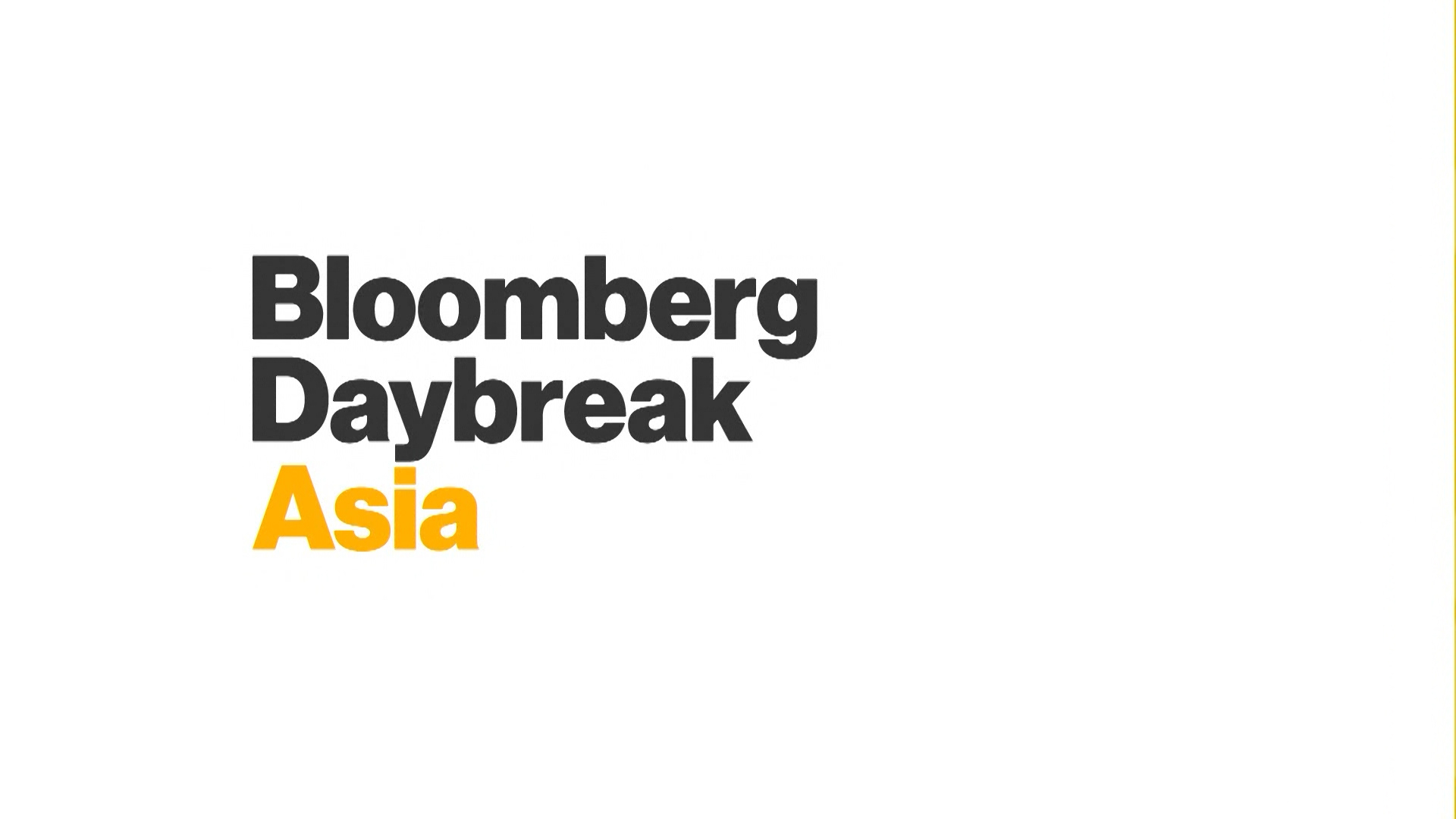 Bloomberg Daybreak: Asia  Full Show (012020)  Bloomberg regarding Ft 1000 High-Growth Companies Asia-Pacific