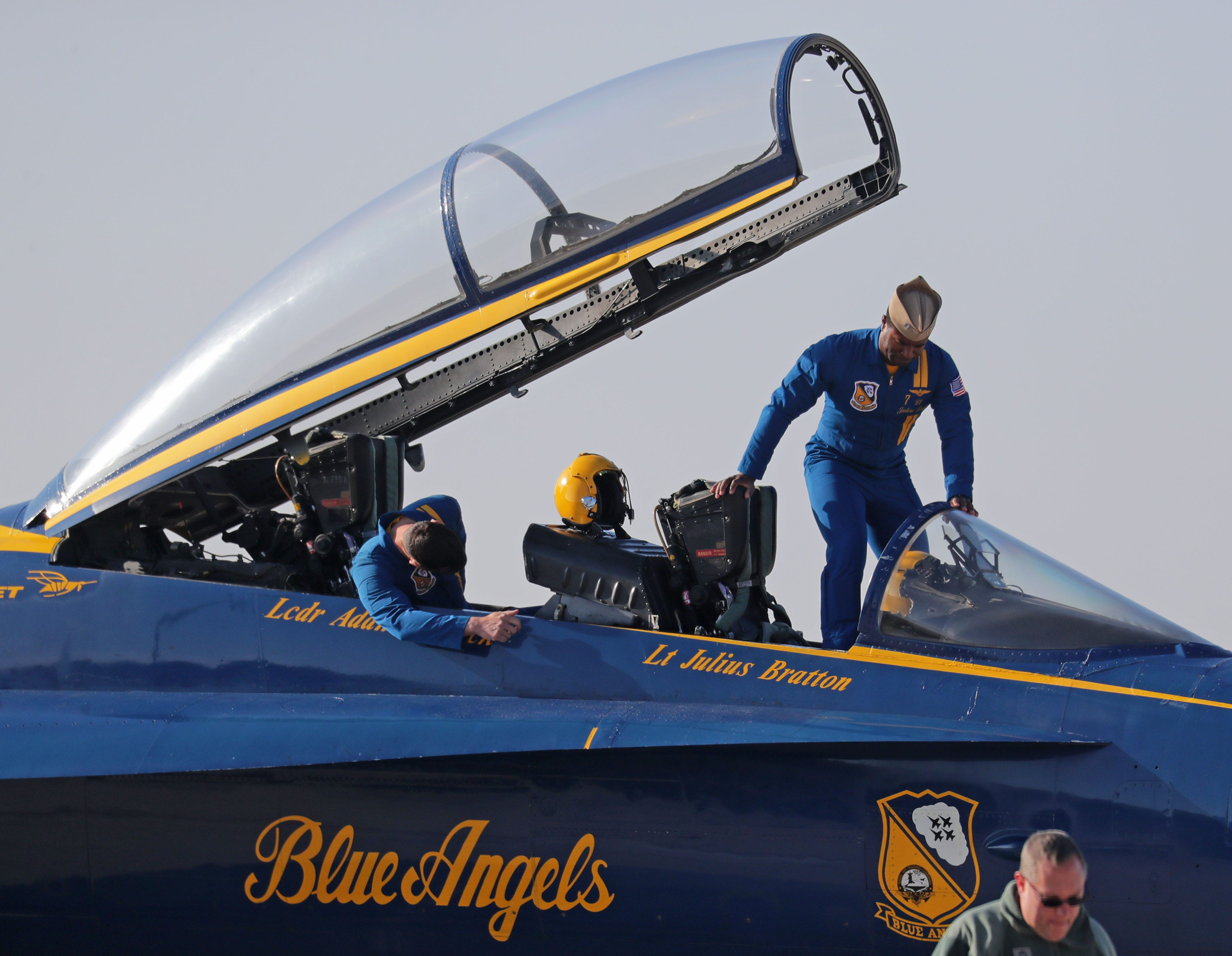 Blue Angels Will Return July Of 2020 for July Of 2020