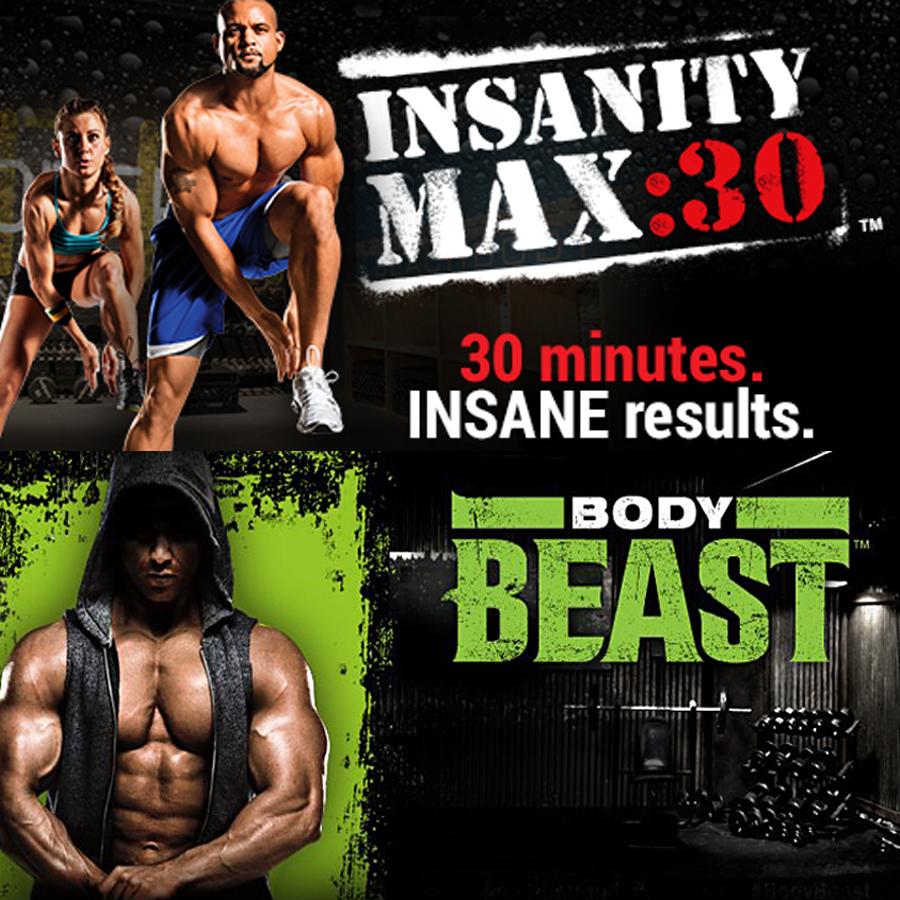 Body Beast  Insanity Max30 Hybrid Schedule inside Body Beast Max 30 Hybrid