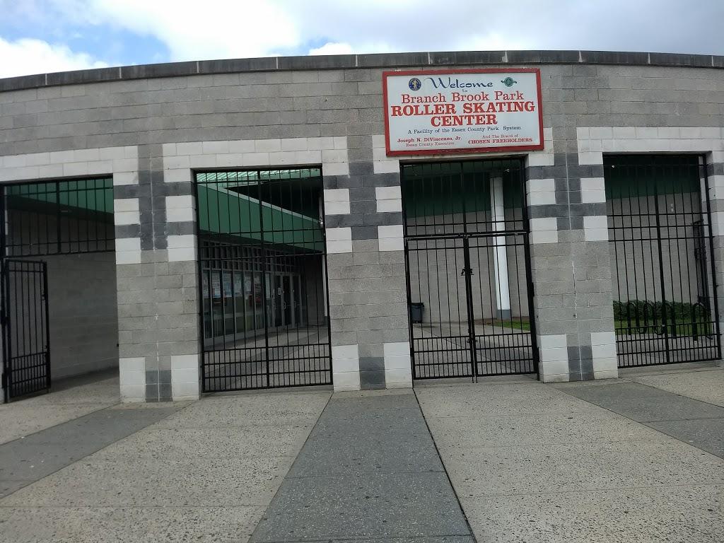 Branch Brook Park Roller Skating Center  Restaurant | 115 for Branch Brook Park Roller Skating Center
