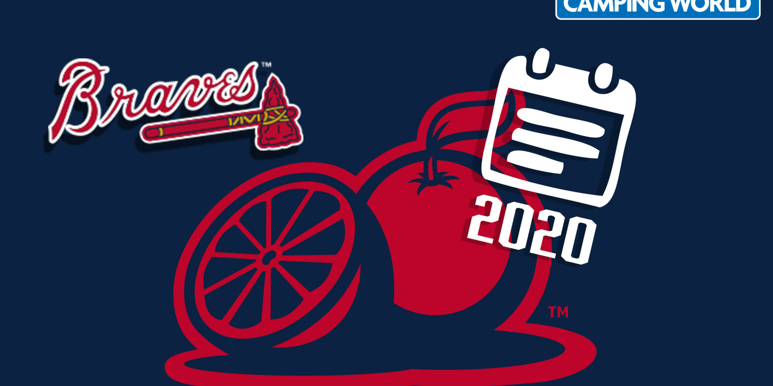 Braves' 2020 Spring Training Schedule Unveiled | Atlanta Braves within Atlanta Braves Schedule 2020 Printable