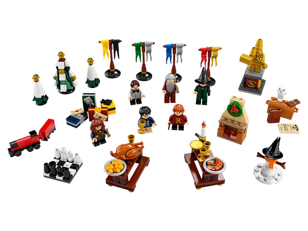 Bricker  Construction Toy By Lego 75964 Harry Potter Advent regarding Lego Star Wars Advent Calendar 2011 Instructions