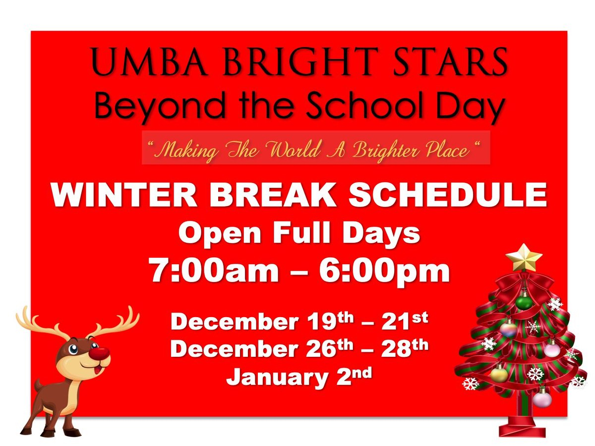 "Bright Stars Asep On Twitter: ""now #enrolling For The Winter in Red Deer School Calendar"