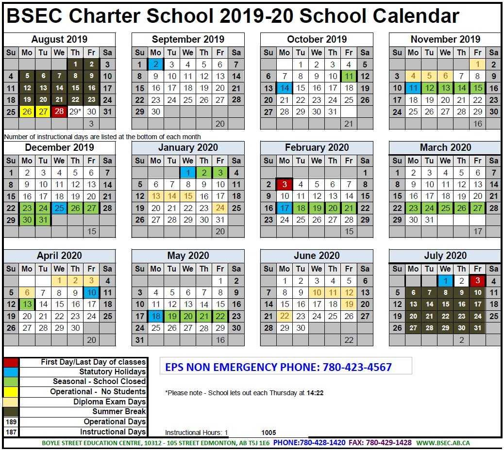 Bsec | Calendar regarding Jh Picard Calendar
