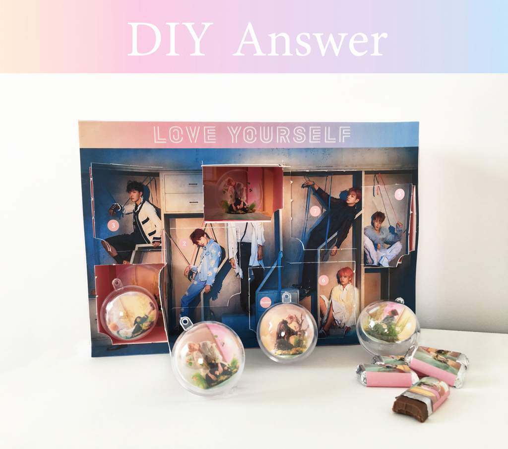 Bts Advent Calendar Answer Diy 🌺⚪️ | Army's Amino inside Bts Advent Calendar