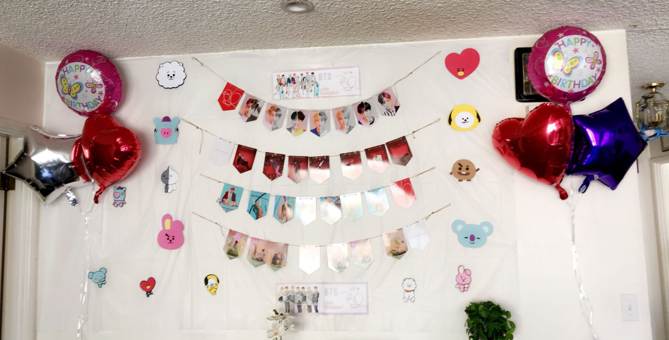Btsbt21 Decorations | Decor, Wall Decor, Bts Birthdays inside Bts Advent Calendar