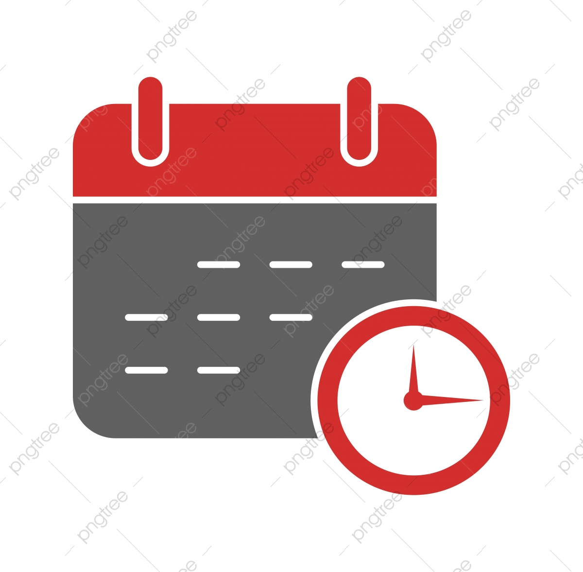 Business Deadline Icon In Trendy Style Isolated Background in Deadline Icon Png