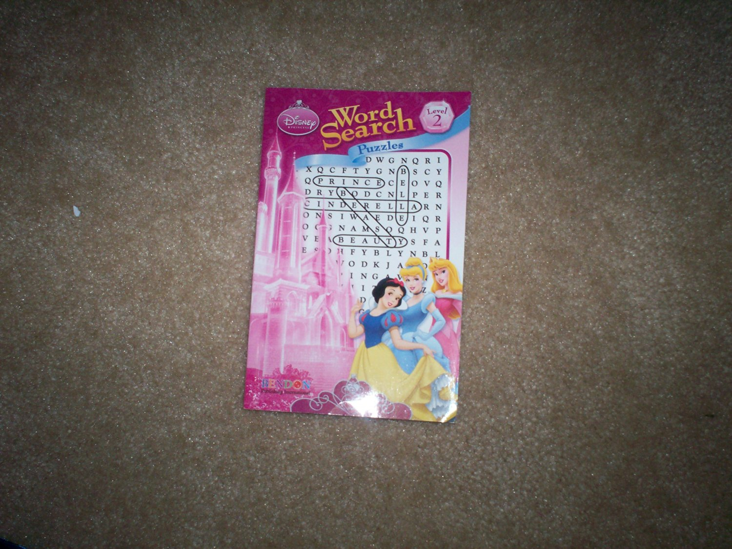 Buy Disney Princess Word Search Puzzles Level 2 In Cheap inside Disney Princesses Word Search