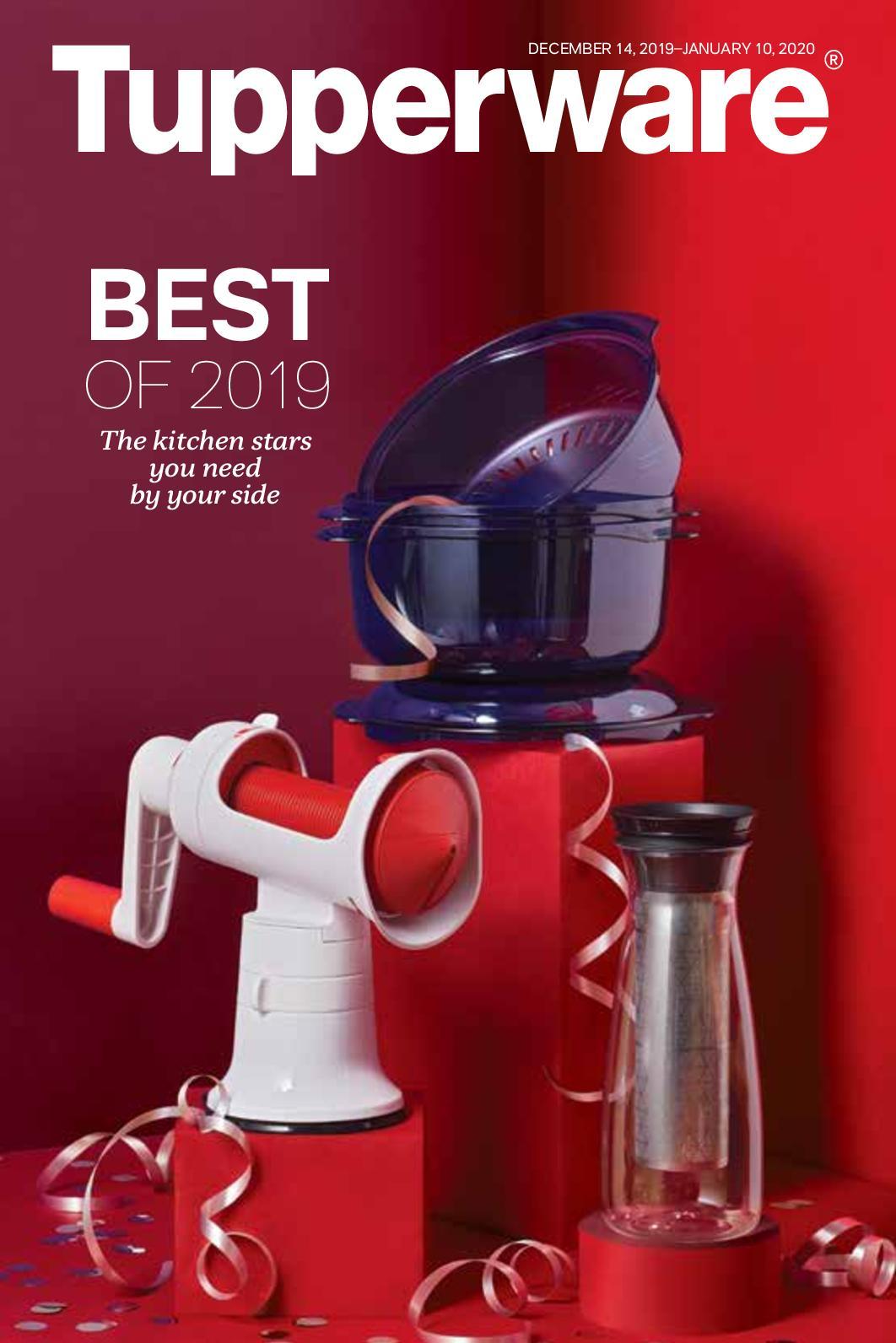 Calaméo  Mid December 2019 Brochure Us intended for Tupperware Januar Specials 2020