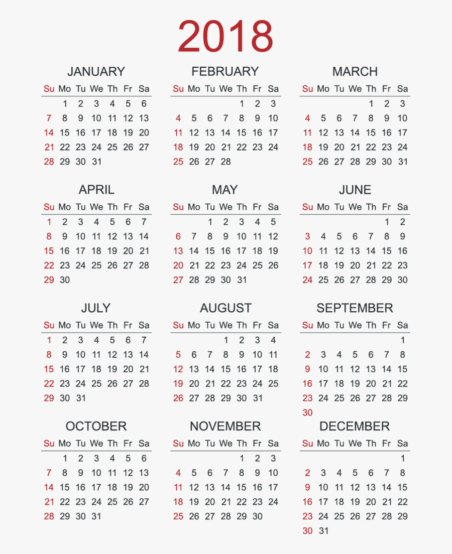 Calendar 2018 Png  Transparent Calendar 2020 Png , Free in November Calendar 2020 Transparent