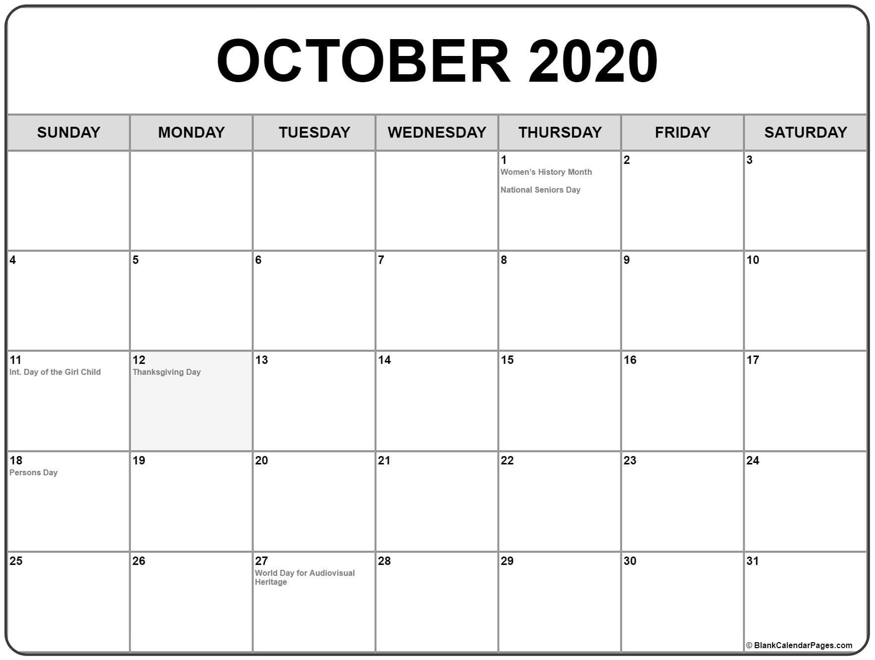 Calendar 2020 Canada  Neyar.kristinejaynephotography in Calendars Michel Zbinden 2020