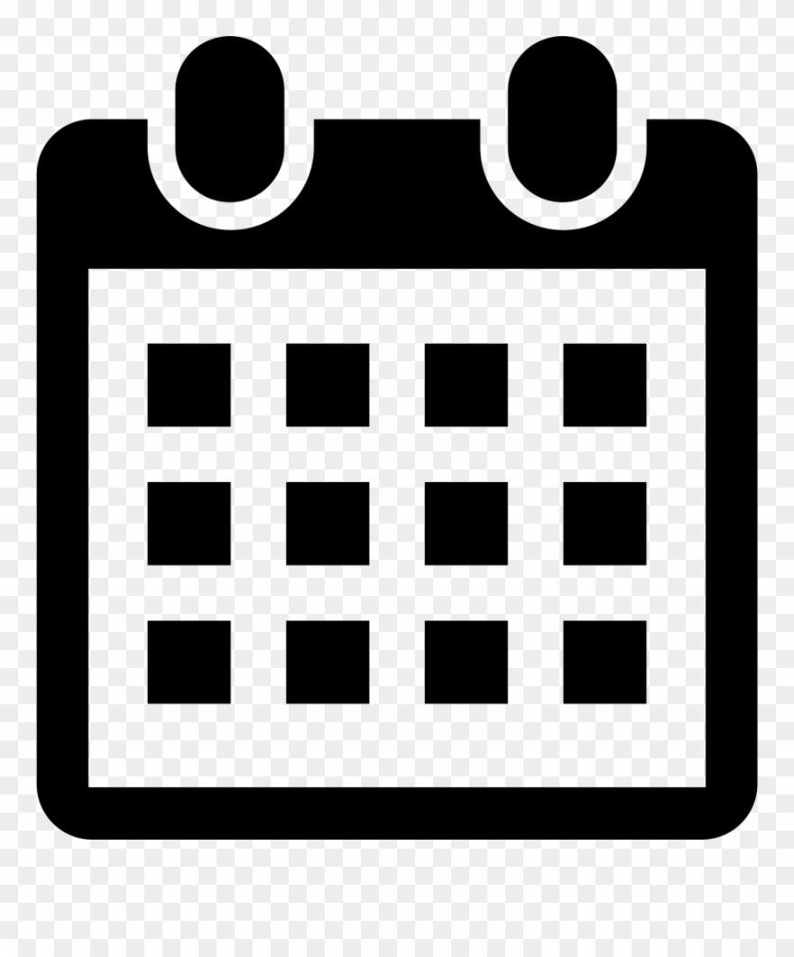 Calendar, Date, Day, Event, Month, Schedule Icon  Schedule for Calendar Icon Png