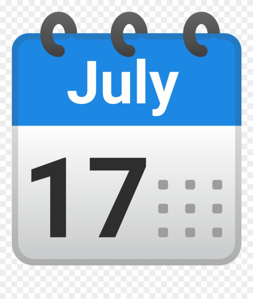 Calendar Emoji Png  Date Emoji Clipart (#1692423)  Pinclipart with Calendar Emoji Png