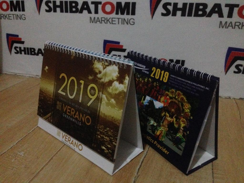 Calendar Giveaways 2020 No.1 Supplier Of Calendars In The inside Calendar Printing Services Philippines