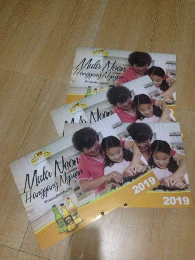 Calendar Giveaways 2020 No.1 Supplier Of Calendars In The within Personalized Calendar Maker Philippines