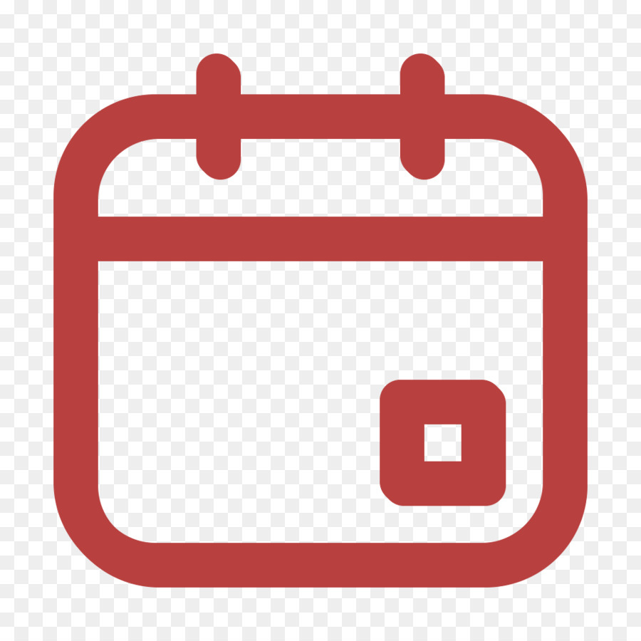 Calendar Icon Date Icon Day Icon within Red Calendar Icon Png