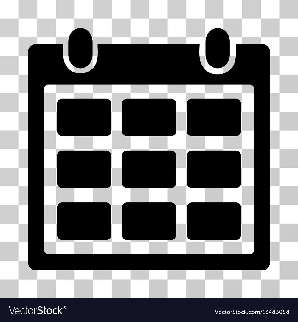 Calendar Icon intended for Icon Calendar Vector