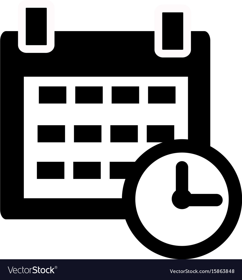 Calendar Icon On White Background Calendar Sign pertaining to Calendar Icon Jpg
