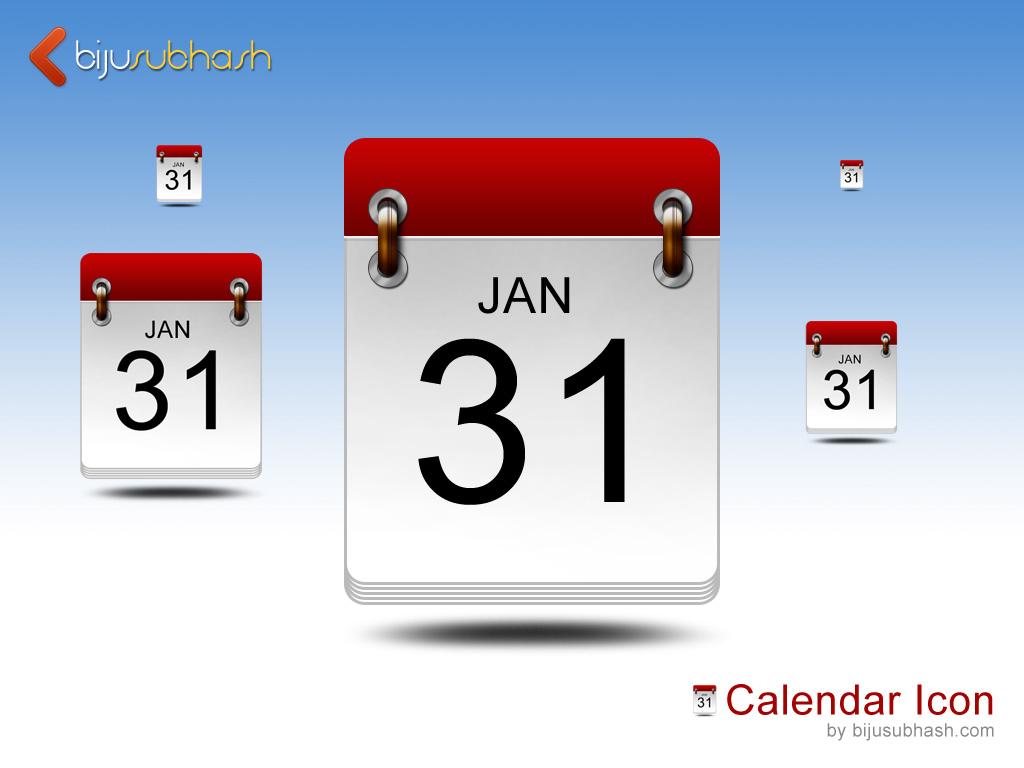 Calendar Icon (Psd) | Bijusubhash with Calendar Icon Psd