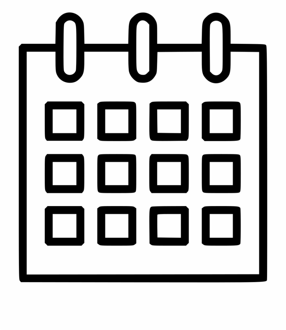 Calendar Icons Transparent White Blue Calendar Icon Png with regard to Calendar Icon White Png