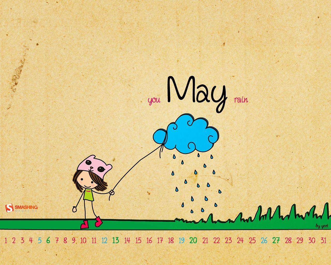 Calendar May 2012. Via #smashing Magazine. | Calendar regarding Smashing Magazine Calendar