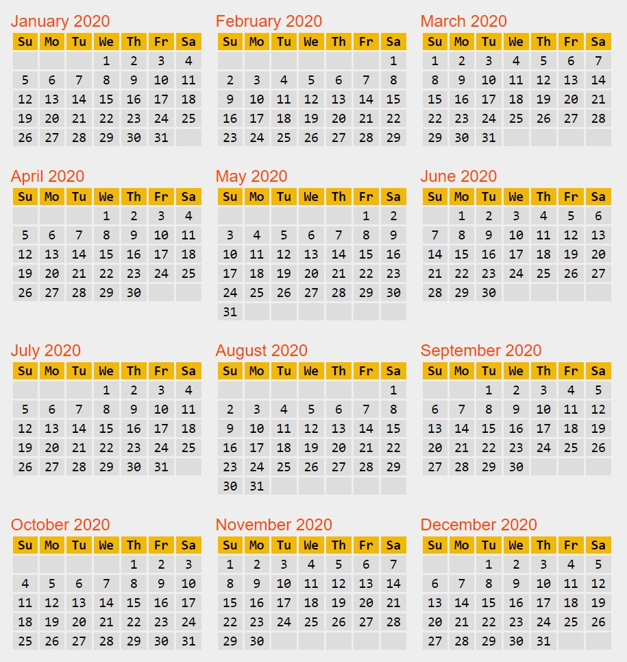 Calendar Reform Needed? within Non Leap Year Calendar