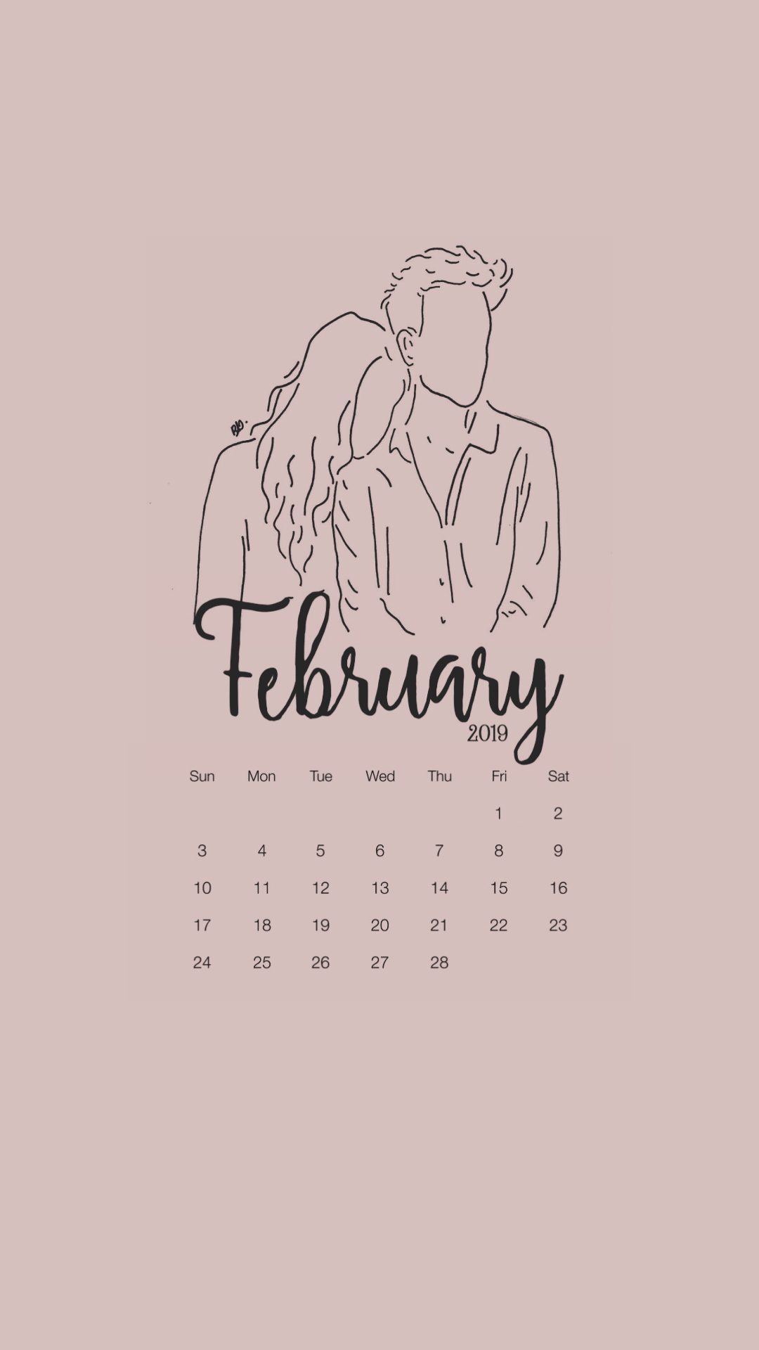 Calendar Wallpaper | Tumblr throughout Studyblr Calendar 2020