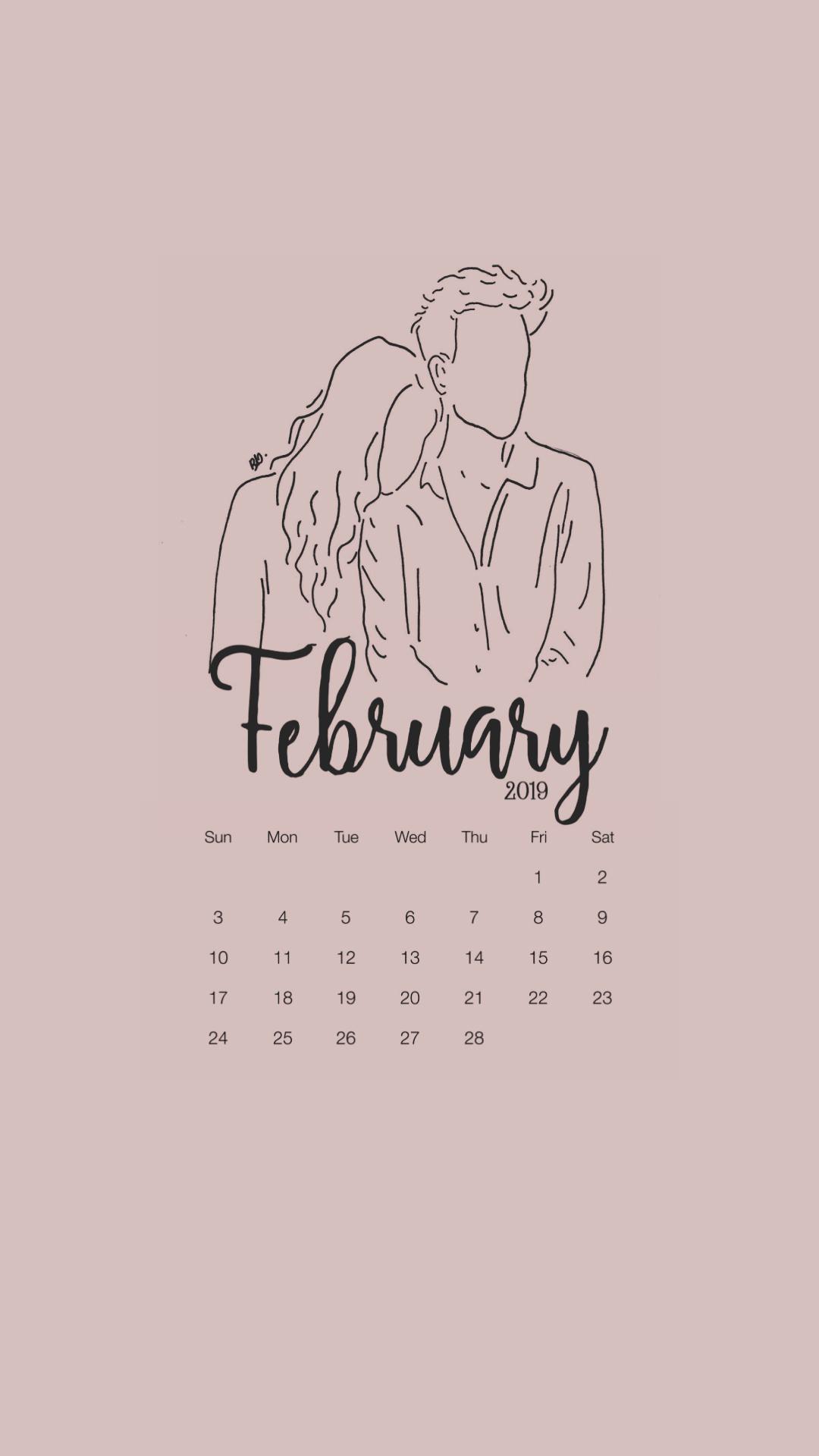 Calendar Wallpaper | Tumblr throughout Studyblr Calendar 2020
