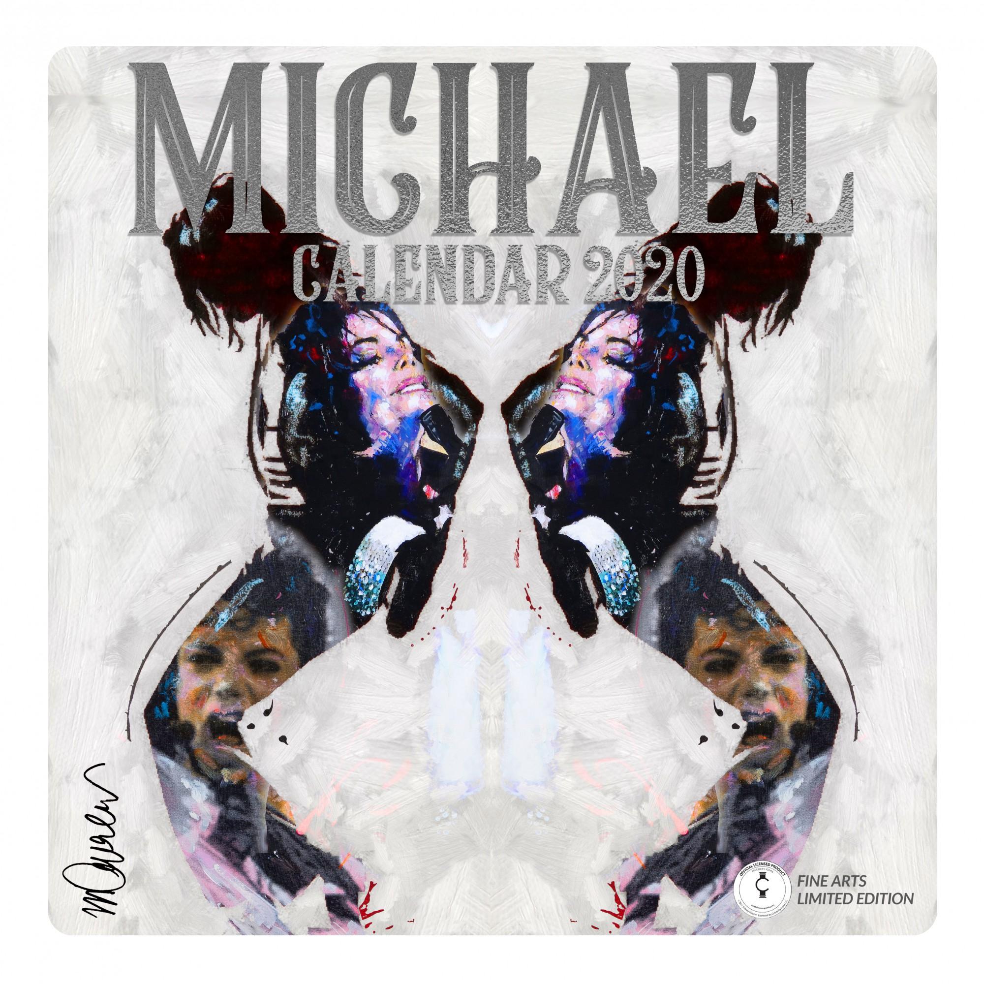 Calendario 2020 Michael Jackson intended for Calendario 2020 Michel