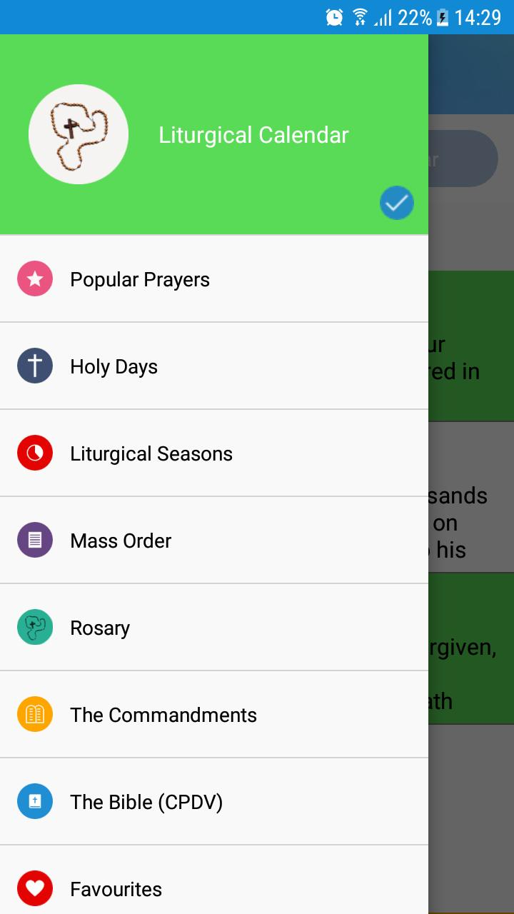 Catholic Liturgical Calendar 2019 Для Андроид  Скачать Apk with regard to Liturgical Calendar Poster