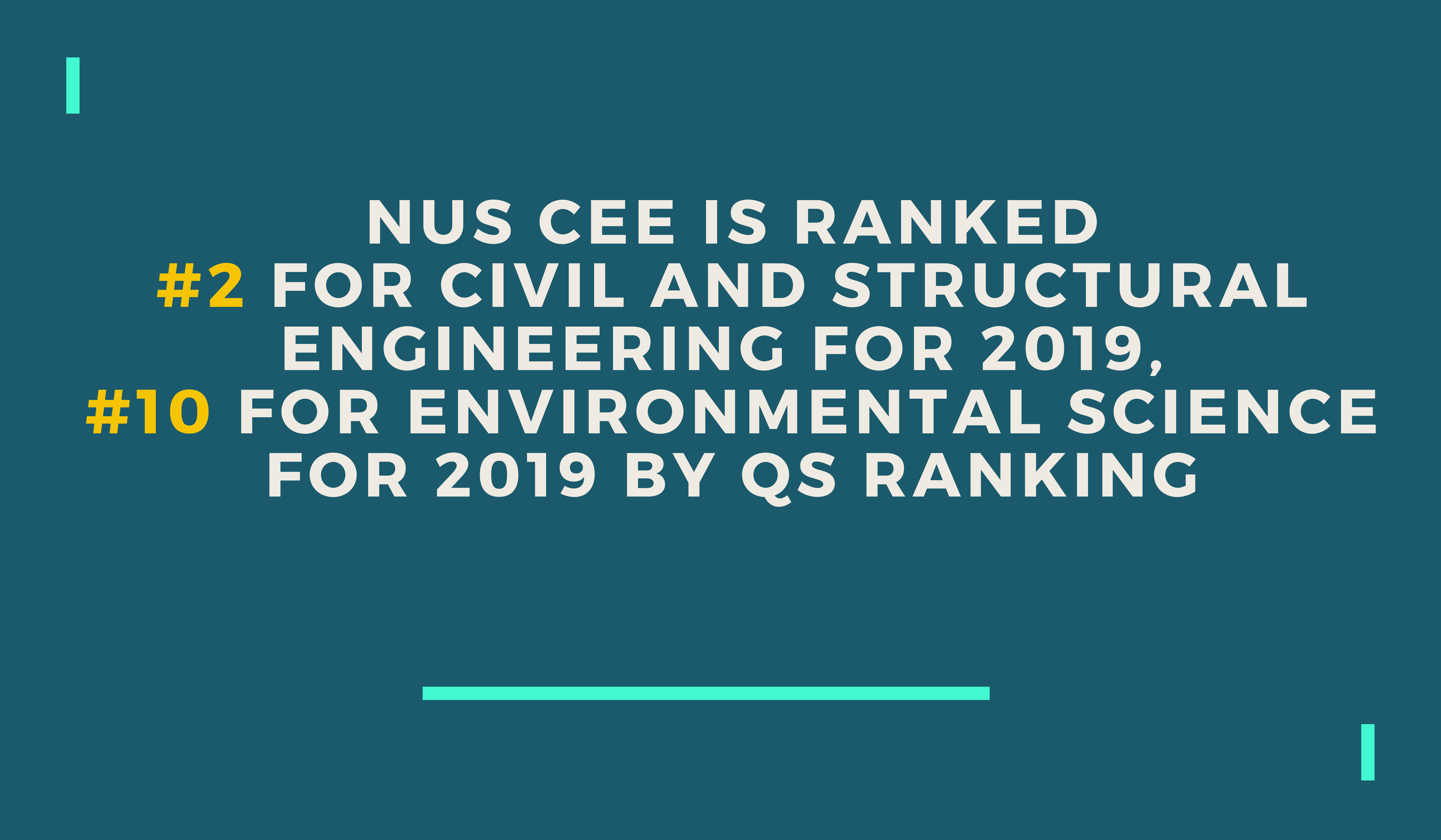 Civil And Environmental Engineering – Just Another Nus for Nus Academic Calendar 2018/19