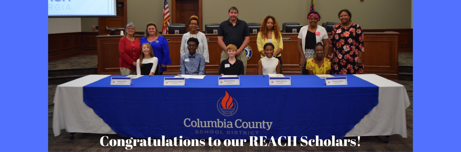 Columbia County School District for Columbia County Ga Calendar