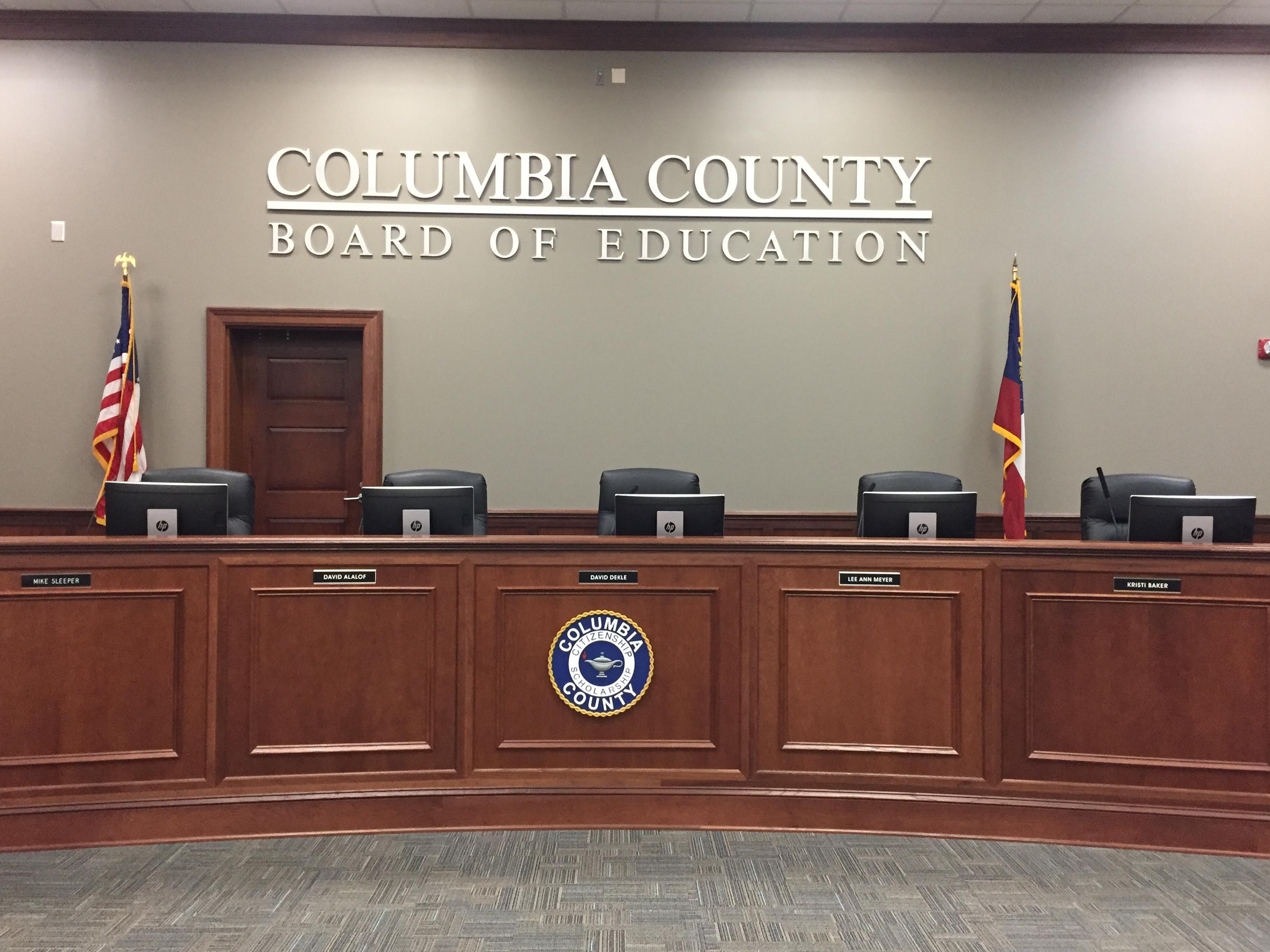 Columbia County School District with Columbia County Ga Calendar