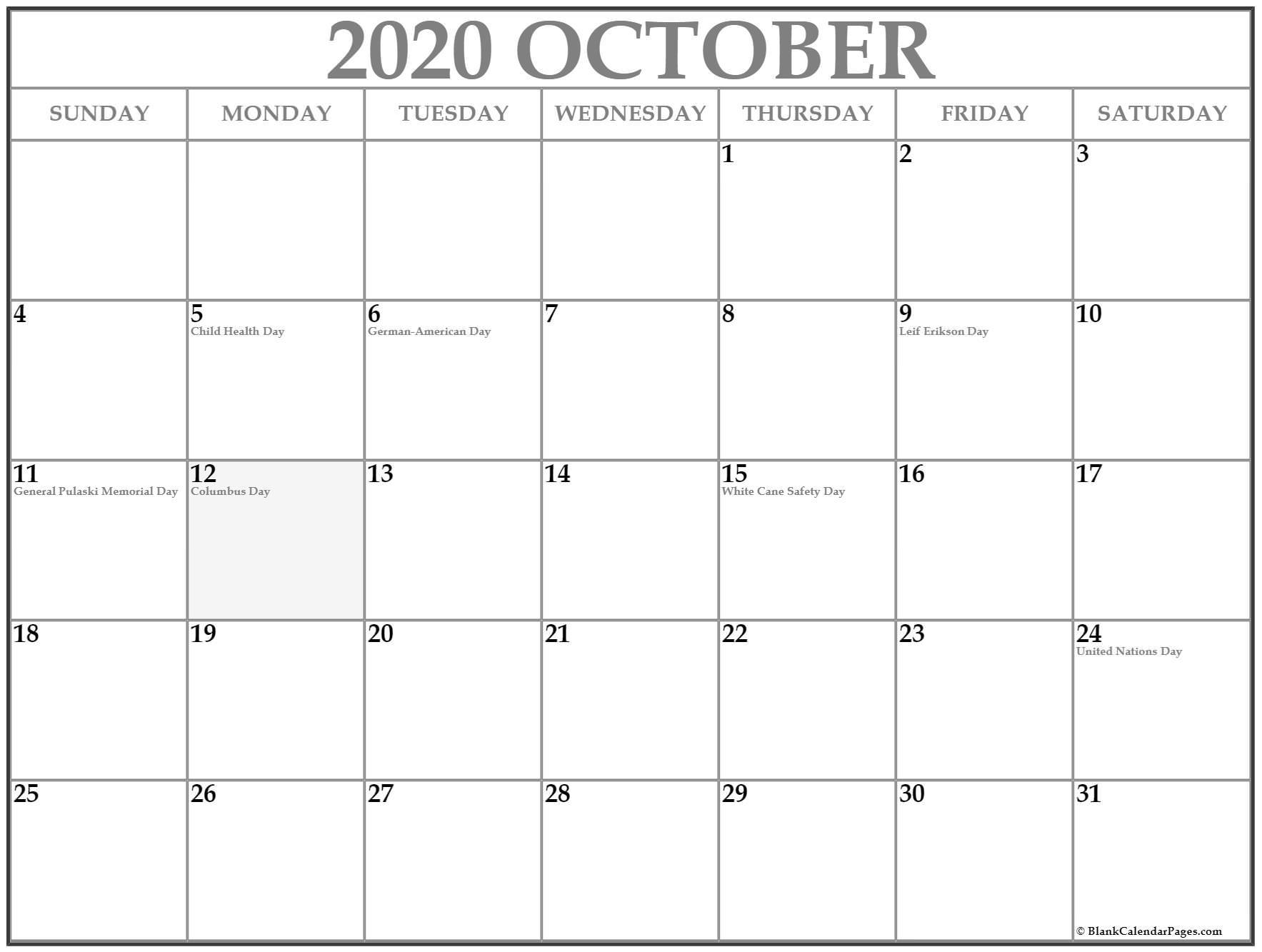 Columbus Day 2020 Usa  Themediocremama with regard to Berkeley 2020-2020 Calendar