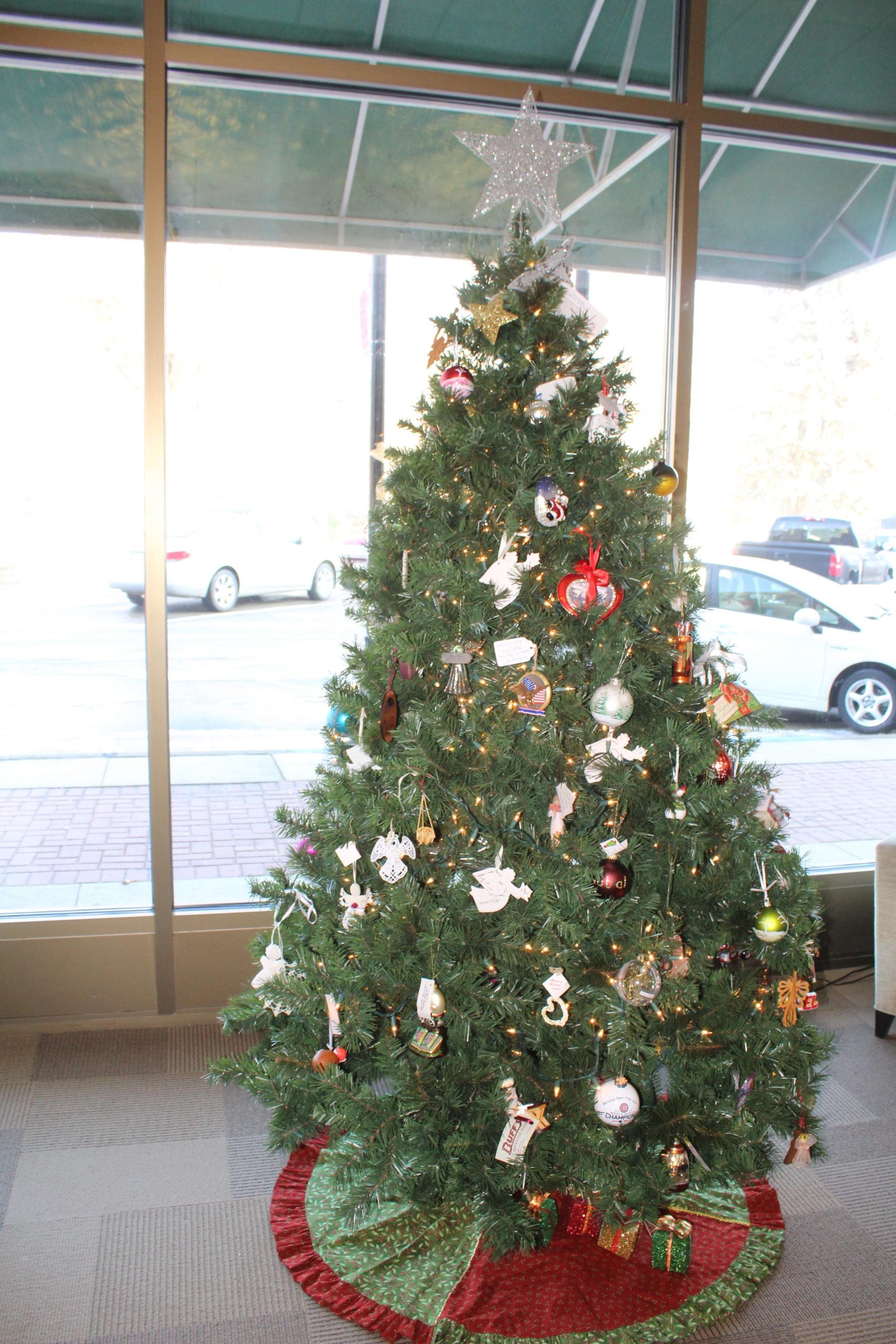 Community Memorial Trees Presented By Hospice Of Washington County   City  Of Washington, Iowa with regard to Hospice Week 2020