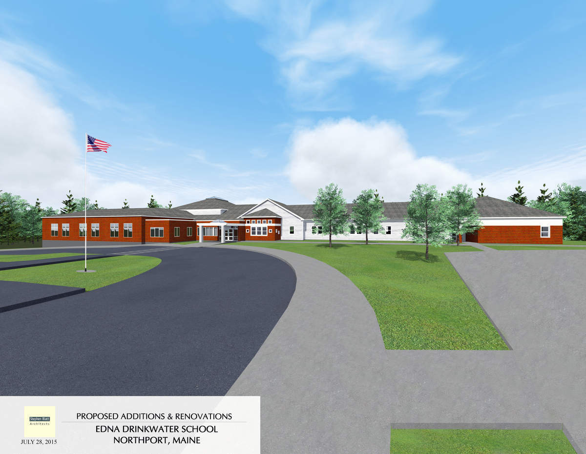 Construction Set To Begin On Edna Drinkwater School  By Ben throughout Edna Drinkwater School