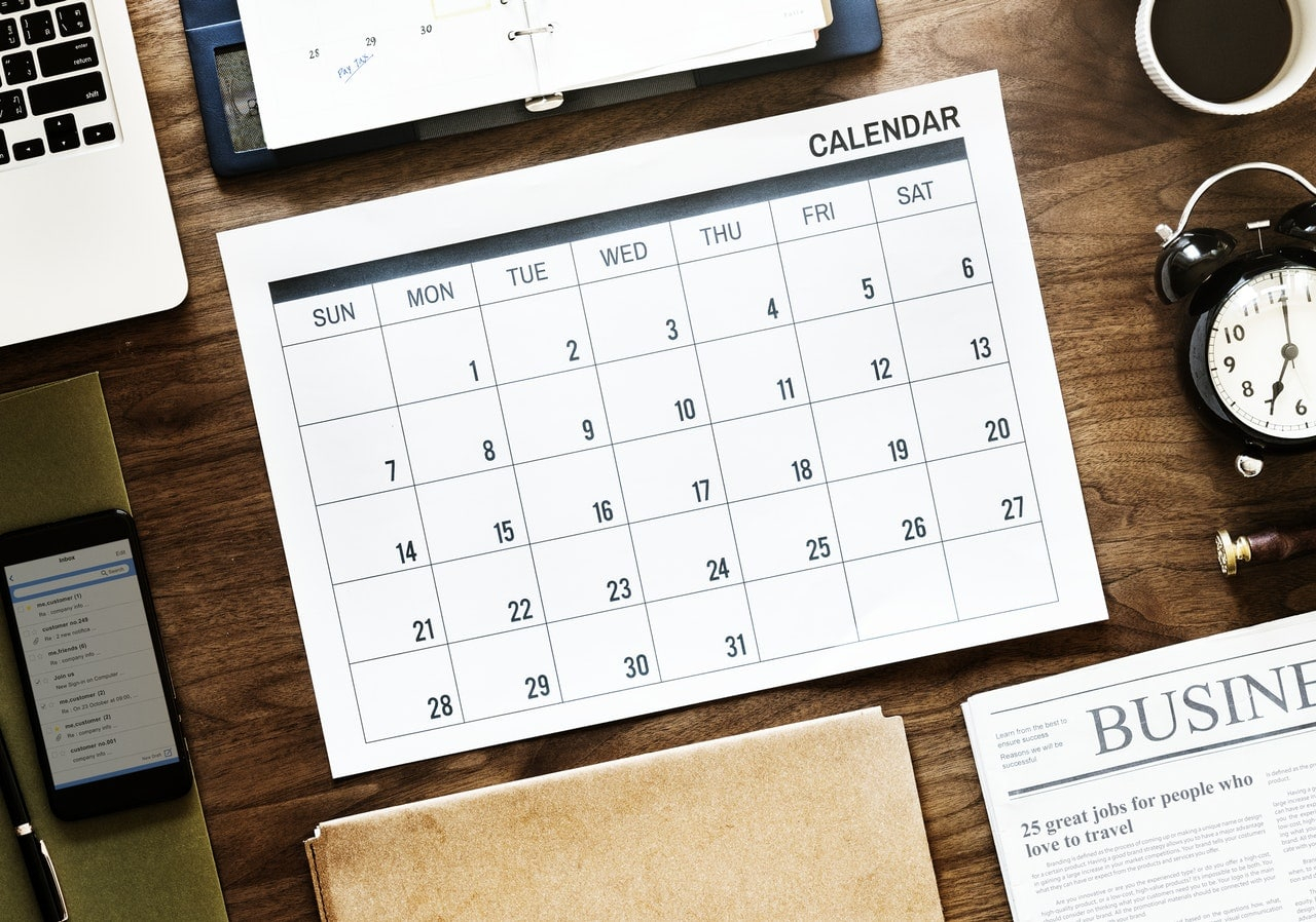 Corporate Compliances Calendar For The Financial Year 201920 within Compliance Calendar Under Companies Act 2013
