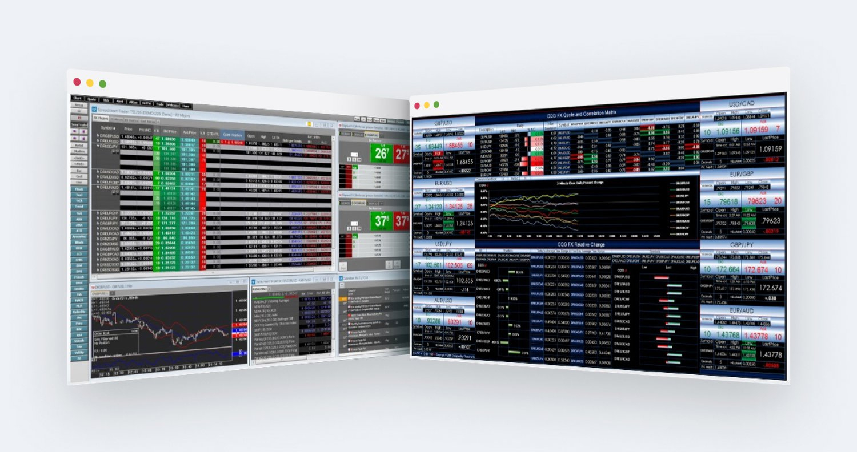 Cqg Fx Platform | Trading Fix Api | Oanda with Forex Calendar Api