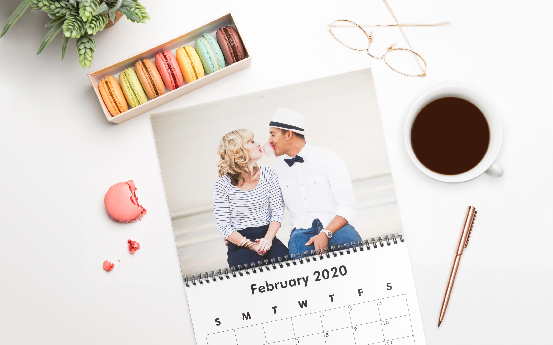 Custom Calendars pertaining to Collage Calendar Maker