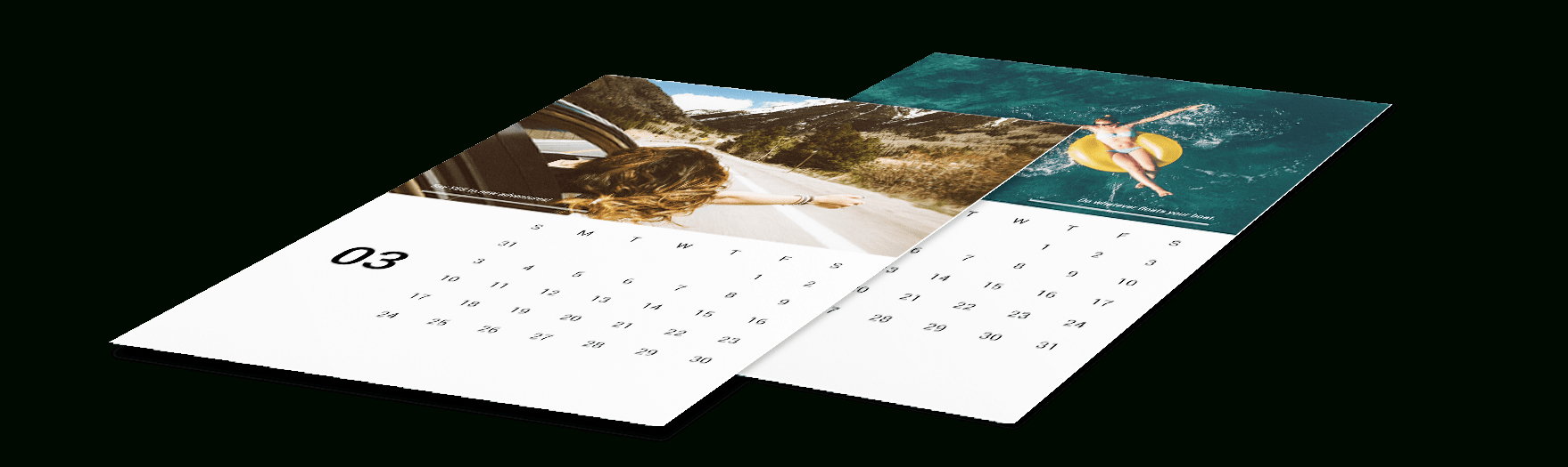 Custom Photo Calendars Philippines | Make Your Own @40% Off pertaining to Calendar Printing Services Philippines
