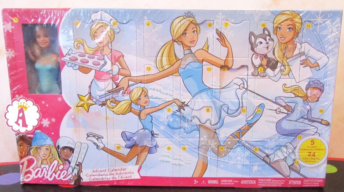 Адвент Календарь С Куклой Барби И Одеждой Для Игрушки throughout Bts Advent Calendar