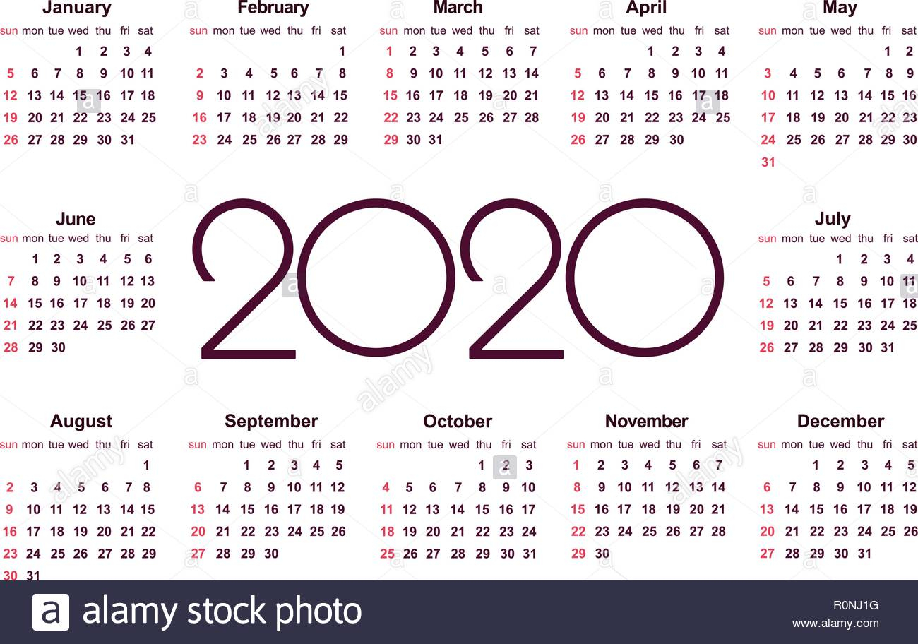 Календарь 2020  Bagno.site pertaining to Calendario Zbinden 2020
