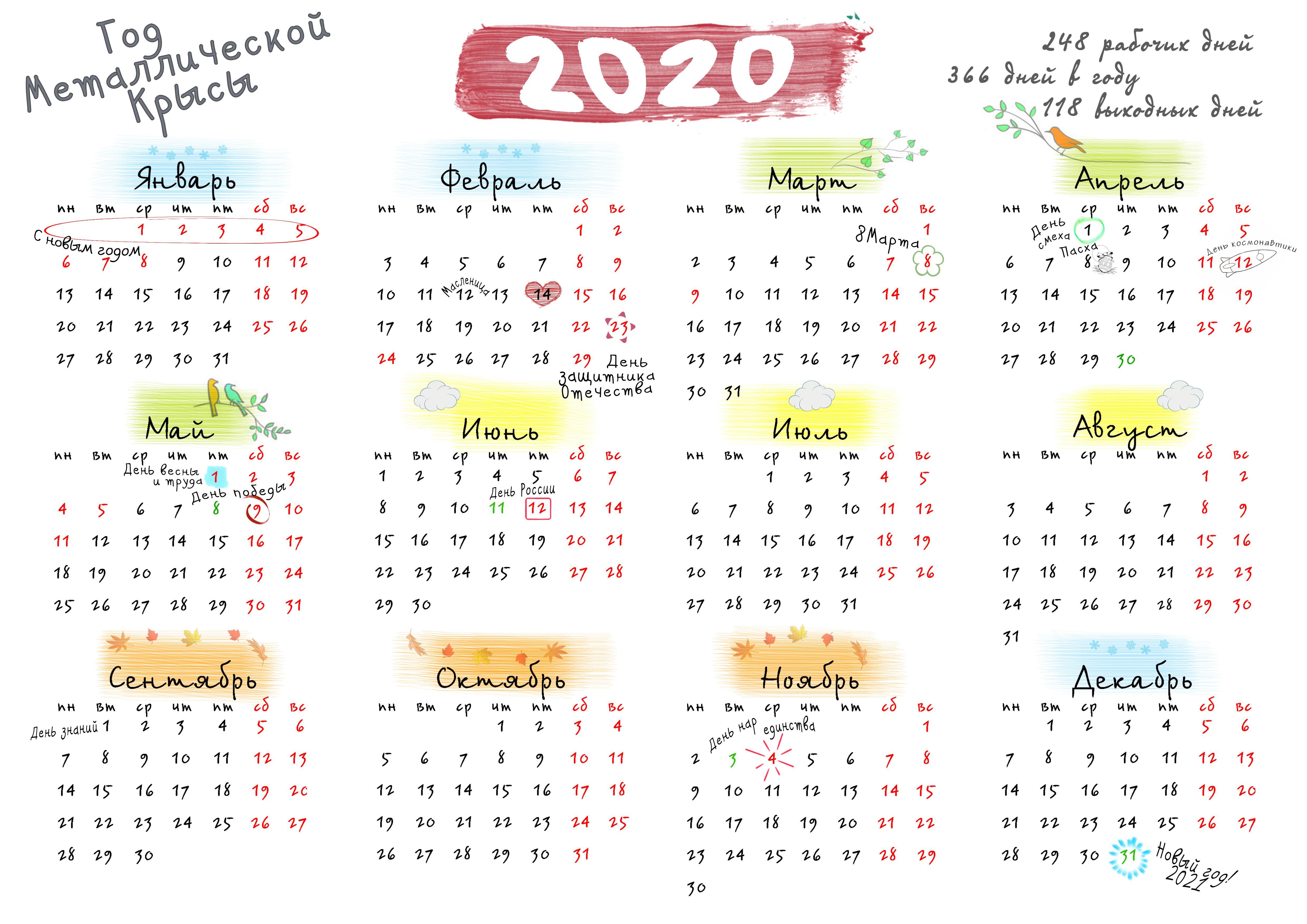 Календарь 2020  Bagno.site regarding Parent24 Calendar 2020