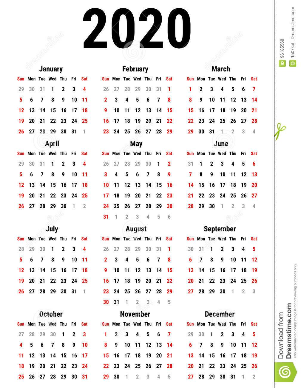 Календарь 2020  Bagno.site within Calendario Zbinden 2020