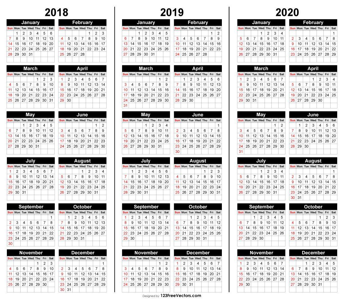 Календарь 2020 Года Скачать  Bagno.site inside 3 Year Calendar 2020 To 2021 Excel