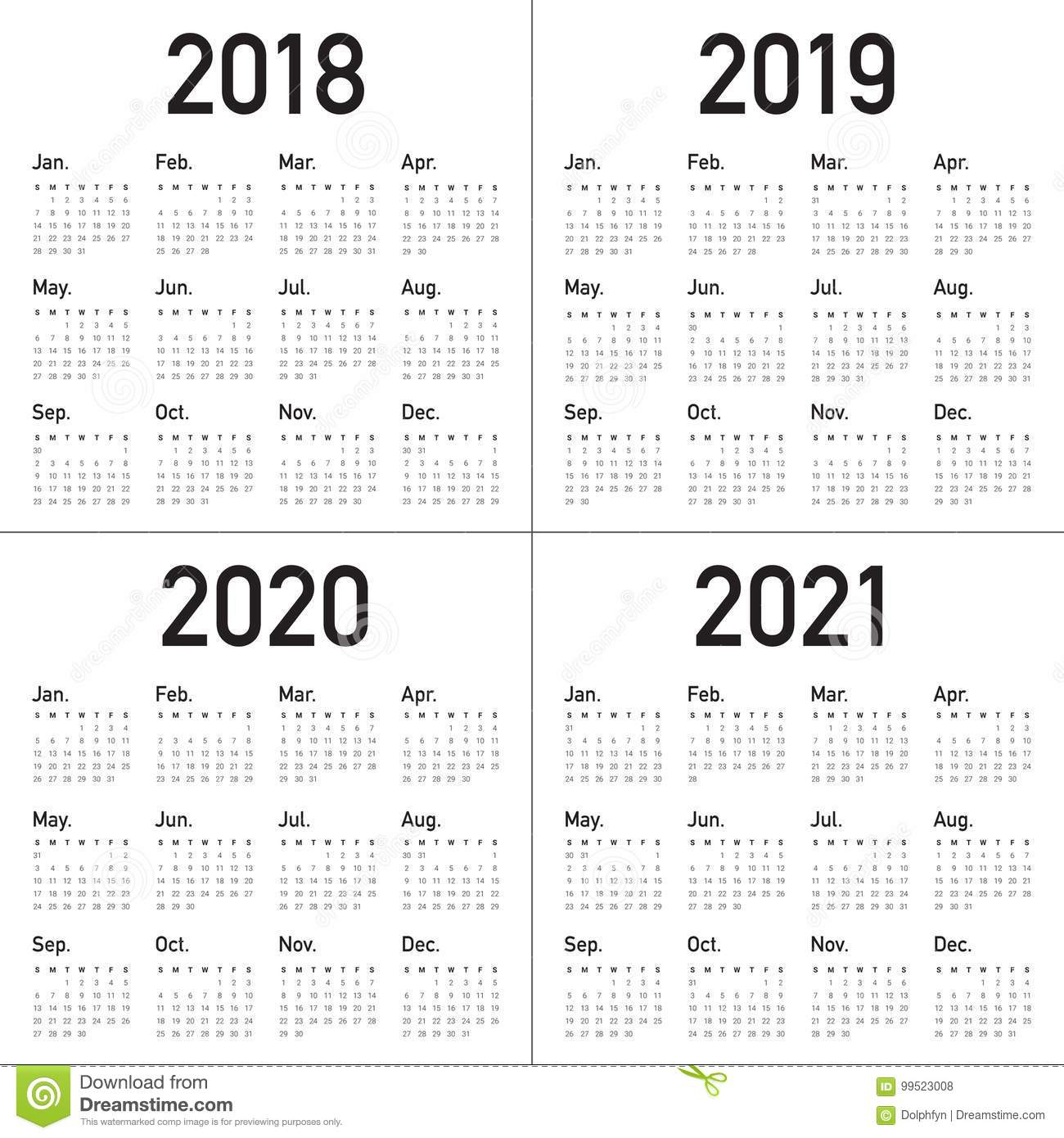 Календарь 2020 Года Скачать  Bagno.site with Three Year Calendar Printable