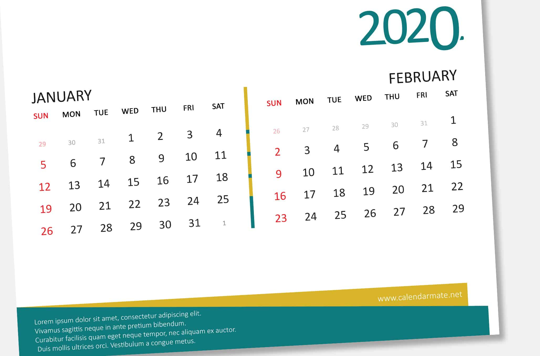 Календарь 2020 Psd  Bagno.site with 2020 Calendar Psd File