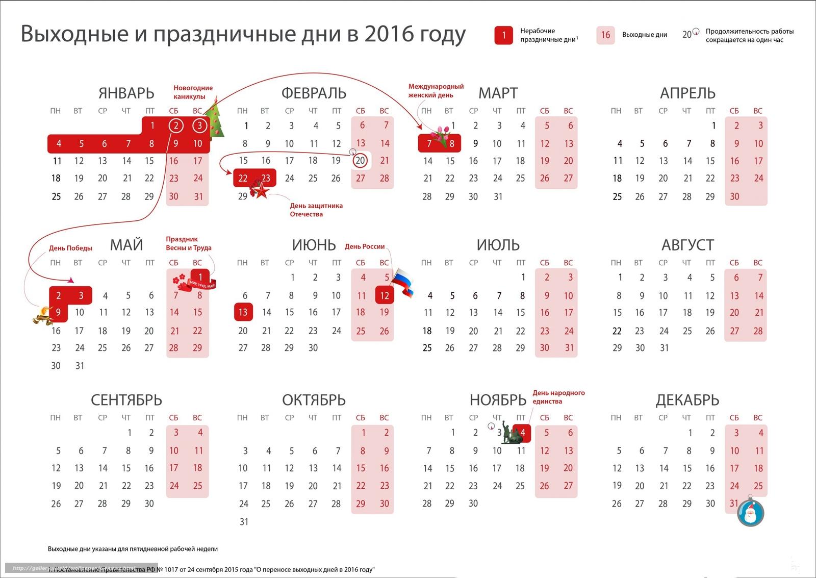 Календарь На 2016 Год, Выходные Праздники, Постановление throughout Khmer Calendar 2016