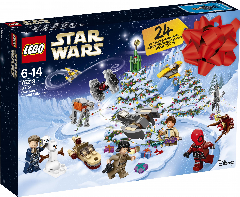 Конструктор Lego Star Wars Новогодний Календарь 307 Деталей (75213)  (5702016112078) for Lego 75213 Instructions