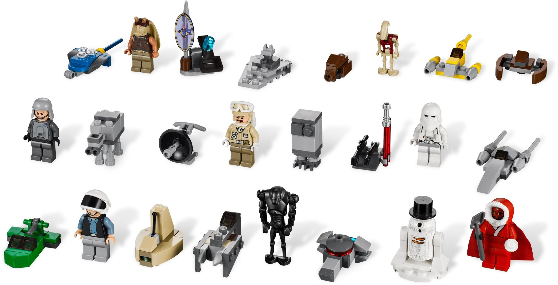 Лего 9509 Star Wars Advent Calendar intended for Star Wars Advent Calendar 2013